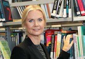 First Padegs Fellow at Yale, Dr. Eneken Laanes, Tallinn University