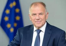 Vytenis Andriukaitis, EU Commissioner for Health & Food Safety